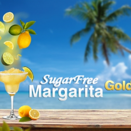 Featured – Sugar Free Margarita Gold – 1 Case