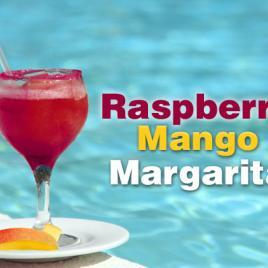 Featured – Raspberry Mango Margarita – 1 Case