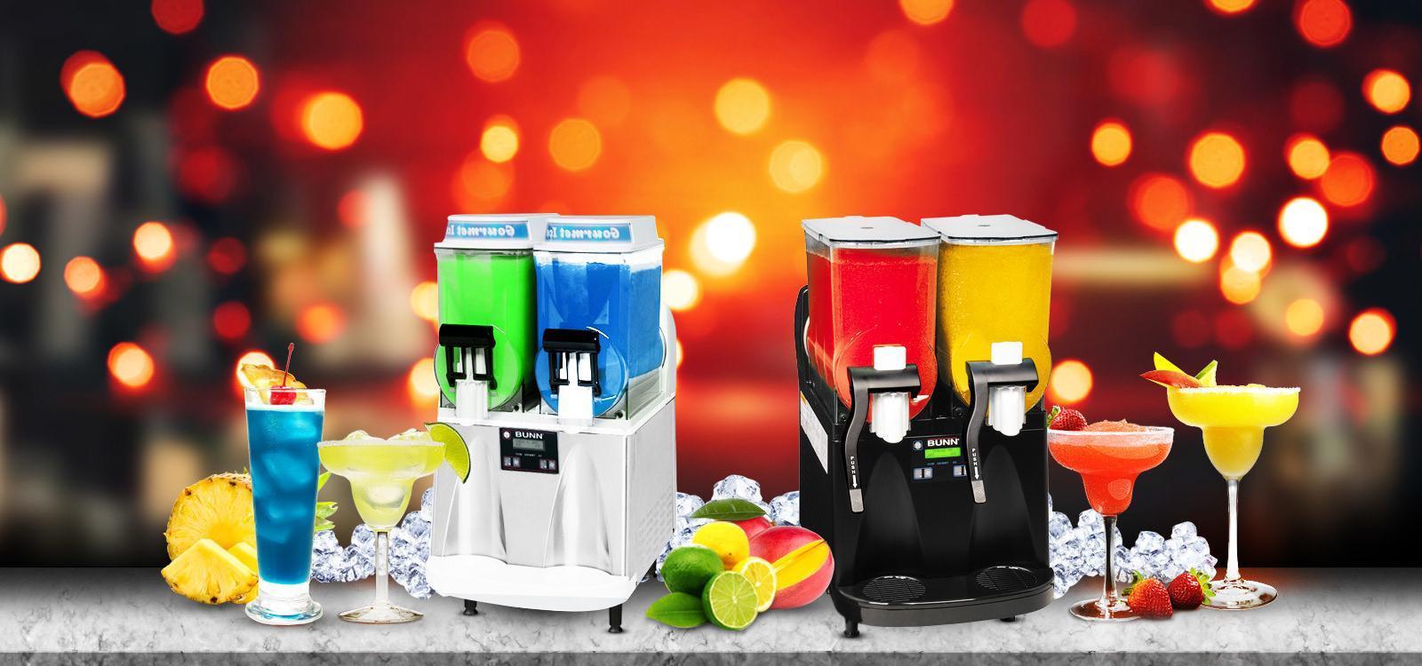 Frozen Drink Mixes by Swirled Ice - Slush Mix, Margarita Mix